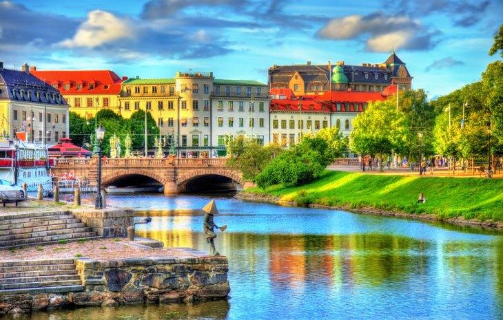 Göteborg definición y significado   Diccionario Inglés Collins