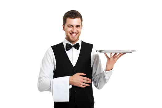 Waiter definition and meaning | Collins English Dictionary