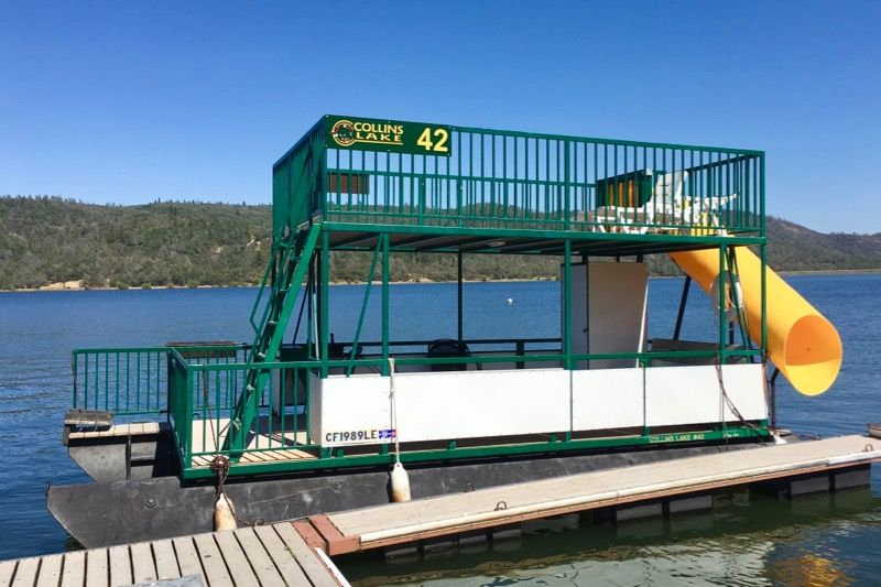 Collins Lake Rental Boats And Cabins