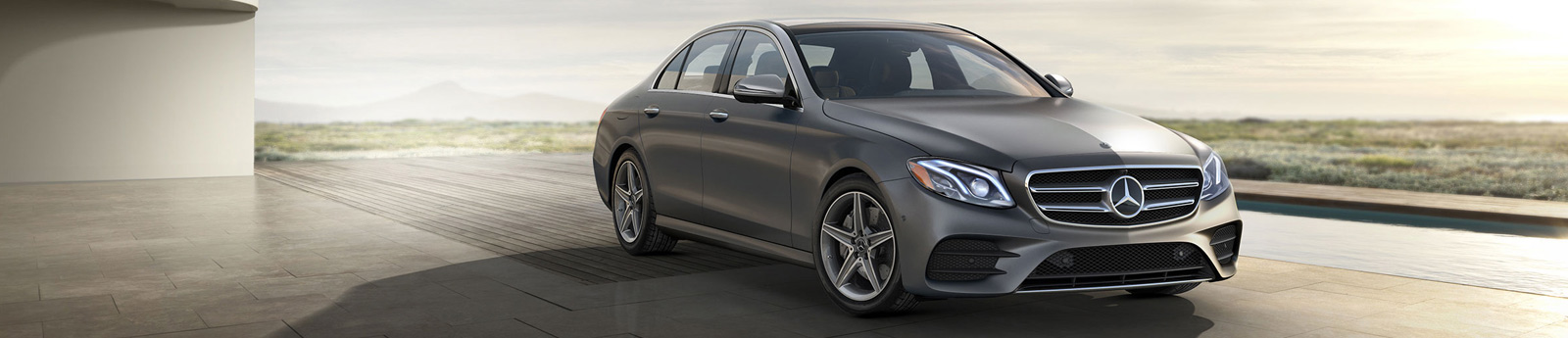 Mercedes-Benz E-Class Sedan