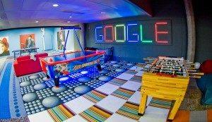 Google marque employeur
