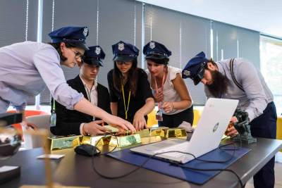 Escape Game de Recrutement pour PwC - 1