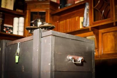 Collock scénario escape room nomade Casse à Dallas