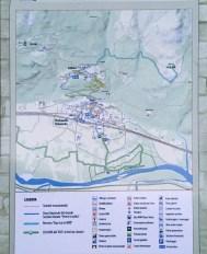 mappa stradale Premosello Chiovenda Colloro Alpe Lut