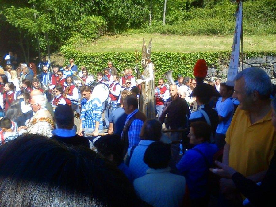 Festaggiamenti san Gottardo Colloro