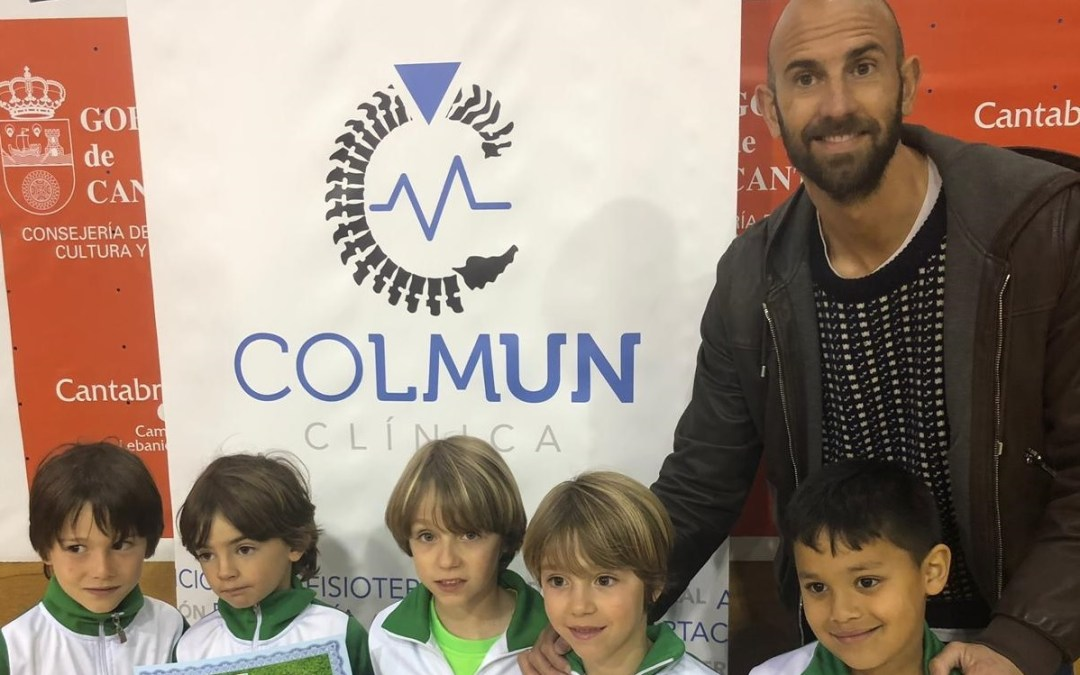 LA CLÍNICA COLMUN, COLABORADORA CON EL PROYECTO A-BALL DE FÚTBOL EN SILLA DE RUEDAS
