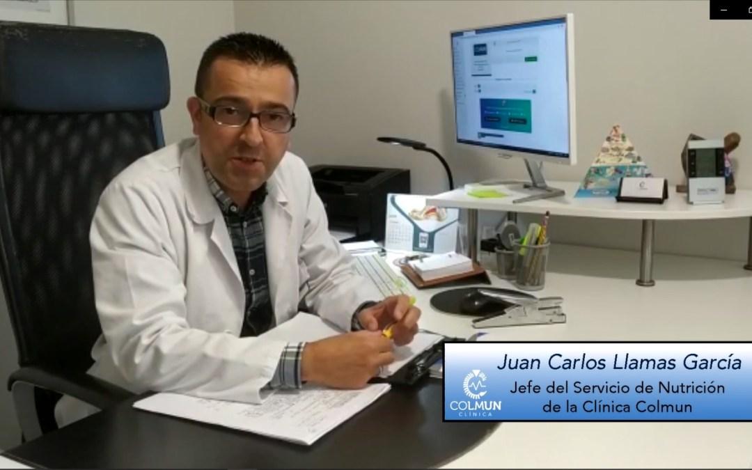 PRESENTANDO A NUESTROS PROFESIONALES: JUAN CARLOS LLAMAS GARCÍA