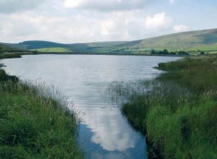 Black Moss Reservoir
