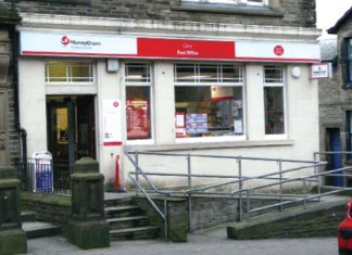 Colne Post Office