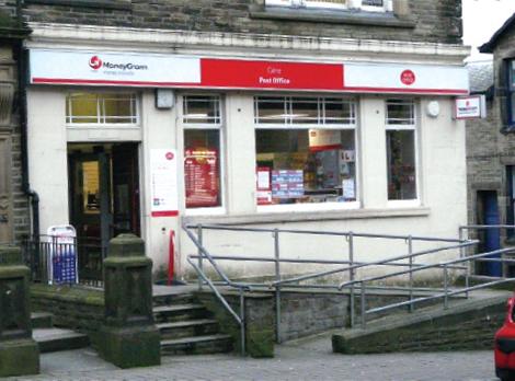 Colne Post Office