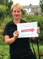 Sharon Fenton, Organiser
