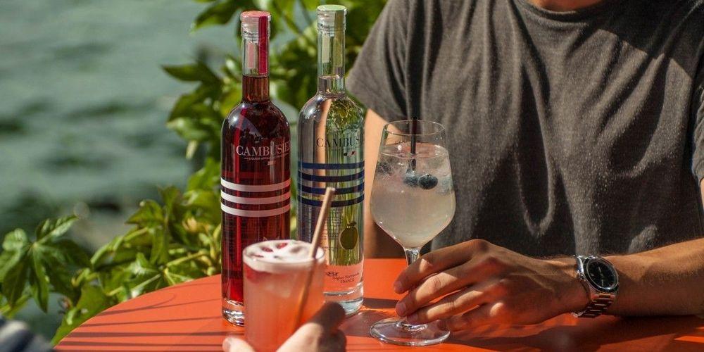 liqueur et cocktail