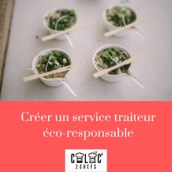 traiteur éco-responsable