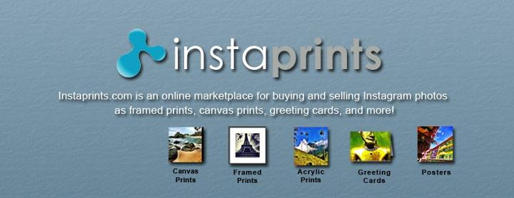 instaprints turns your photo