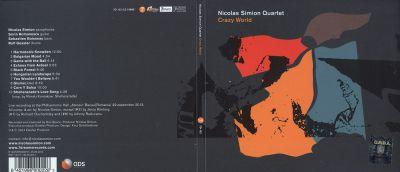 Nicolas Simion Quartet: Crazy World