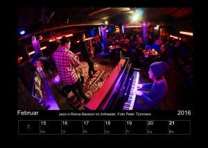 Jazz-o-Rama-Session im Artheater