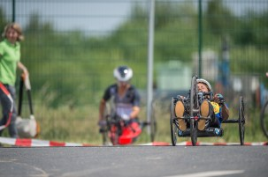 ELSDORF, GERMANY - JUNE 03: Image from the Speedway Terra Nova during the Cologne Classic 2017 - Single Time Trial - Einzelzeitfahren on June 03, 2017 in Elsdorf, Germany (Photo © 2017 Oliver Kremer | http://www.pixolli.com)