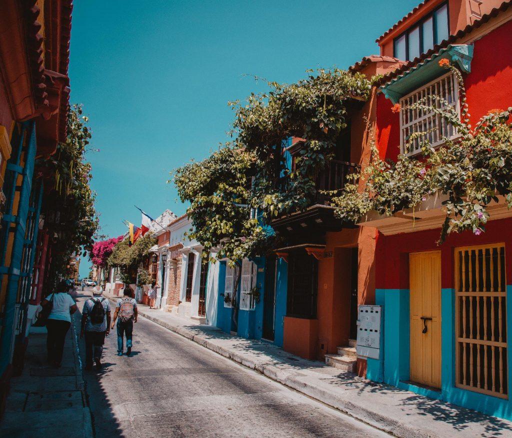 El centro histórico de Cartagena sigue siendo uno de los destinos turísticos favoritos   Marca País Colombia