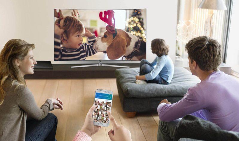 Resultado de imagen para smart tv controladas por celulares