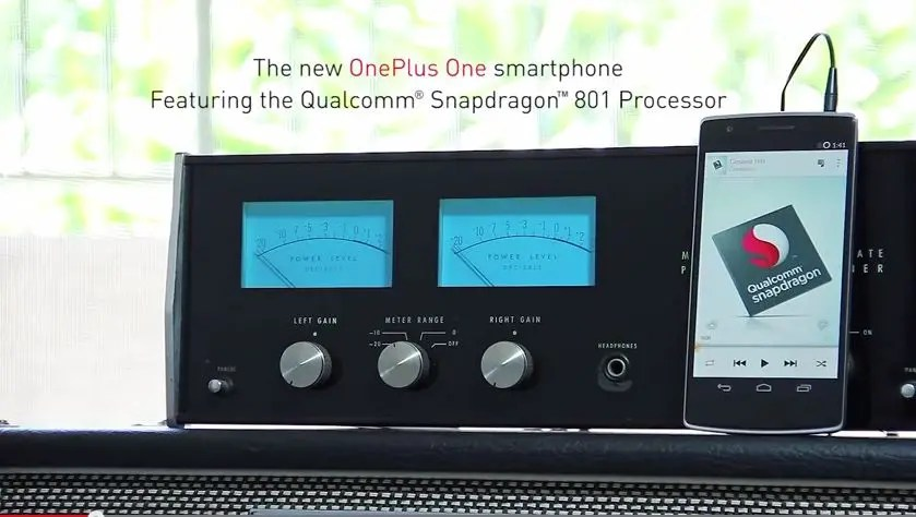 Qualcomm OnePlus One musica 60 horas El OnePlus One es capaz de durar 60 horas en reproducción según Qualcomm
