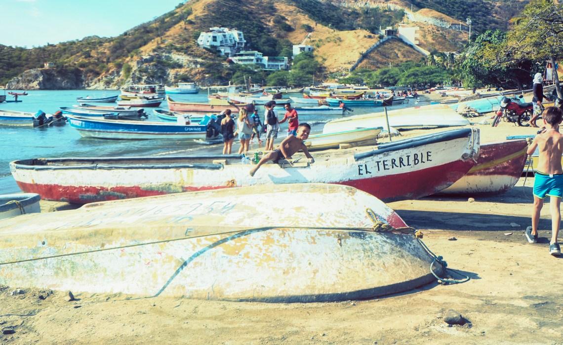 La pesca sostenible en el caribe Colombiano