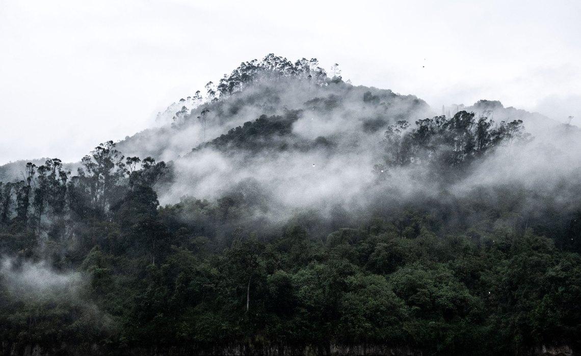Un Paseo En El Tequendama, Colombia Antes De La Cuarentena