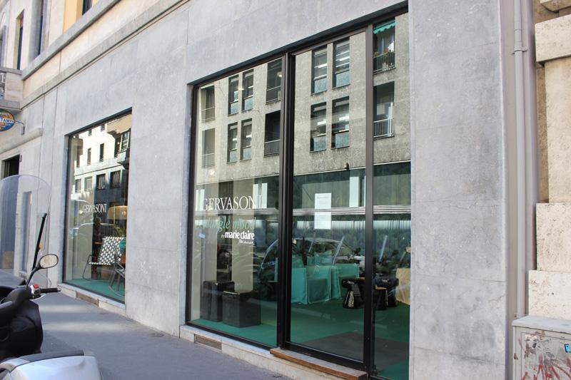 Showroom Milano  colombo Arredamenti