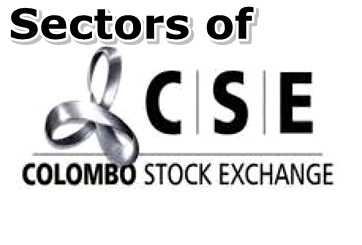 Sectors of Colombo Stock Exchange
