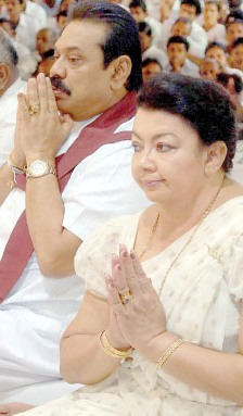 mahinda and shiranthi