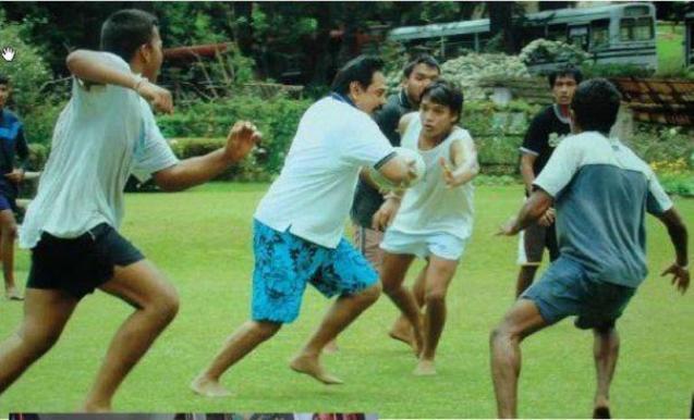 Mahinda and sons/ File photo