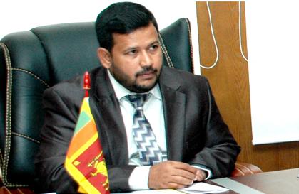 Minister Rishad Badurdeen