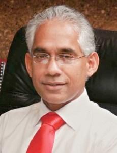 Eran Wickramaratne MP