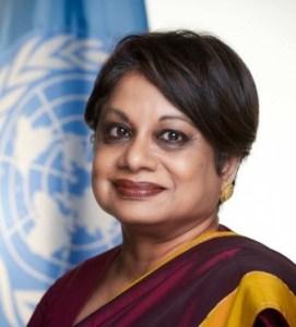 Dr Radhika Coomaraswamy