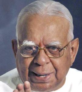 Leader of the Opposition R. Sampanthan