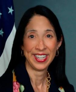 Michele J. Sison - US Ambassador