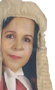 Justice Rohini Marasinghe