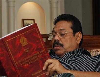 president-mahinda-reads-llrc-report