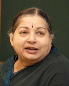 Selvi J Jayalalithaa