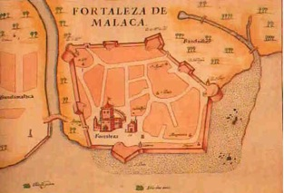 Sixteenth Century Portuguese Fort of Malacca