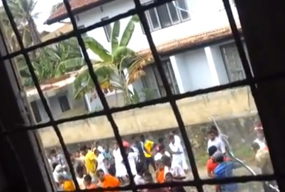 Hikkaduwa Church attack New