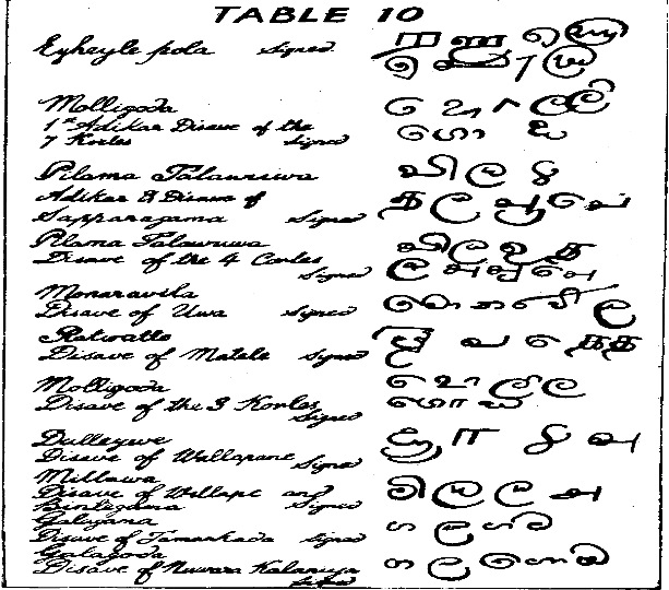 The Evolution Of The Sinhala Language: An Important Reference