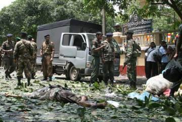 Attack Sri Lanka
