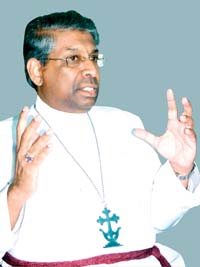 Bishop Kumara Illangasinghe