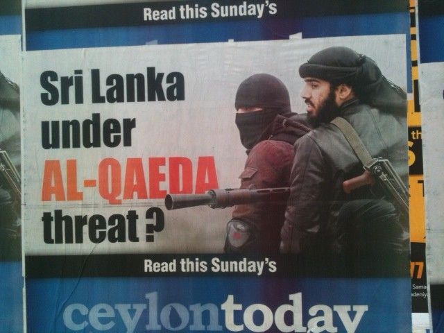 The Term Islamic Extremism In Sri Lanka Is An Impact