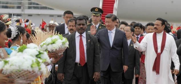 China Sri Lanka