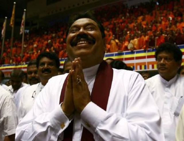 Mahinda Rajapaksa R