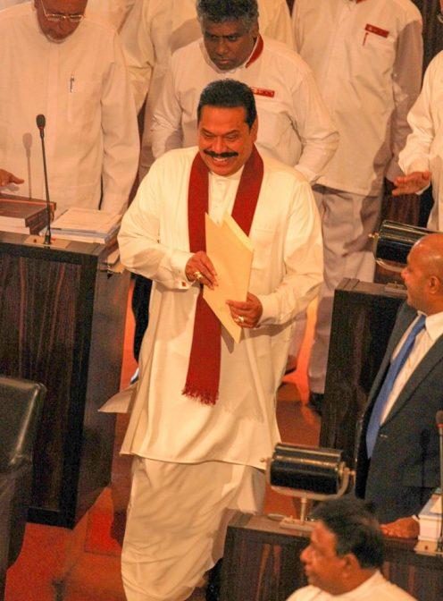 Mahinda budget 2014