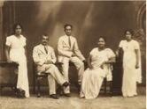 Sarathchandra family