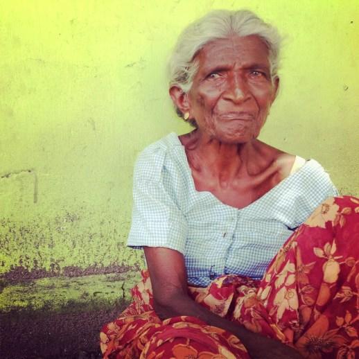 Sinhala woman