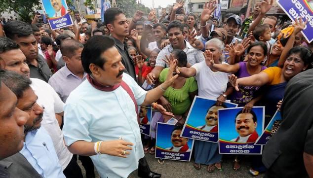 Mahinda Elections